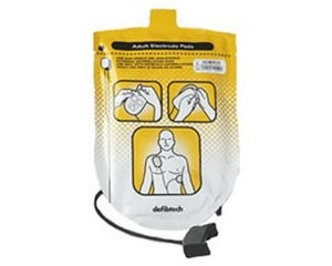 Defibtech Lifeline AED Pads DDP-100