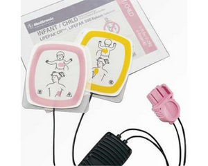 LIFEPAK Infant-Child AED Pads