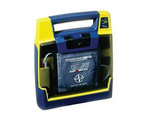 Cardiac Science® Powerheart® AED G3 Plus Pre-Owned