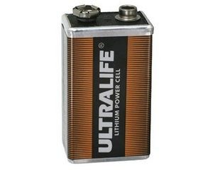 9-Volt Replacement Battery for Defibtech