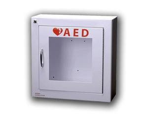 Standard AED Wall Cabinet for Storage