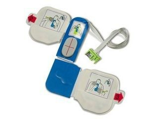 ZOLL AED Plus Adult CPR-D AED Pads
