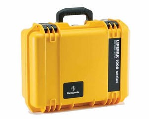 Physio Control LIFEPAK 1000 Hard Shell Carry Case