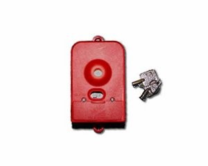 AED Wall Cabinet Alarm and Keys