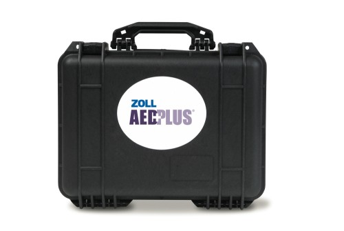 Zoll AED Plus Large Hard Shell Carry Case
