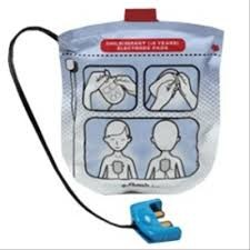 Defibtech View Pediatric Pads DDP-2002