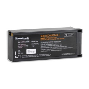 LIFEPAK 500 DPS Charcoal Battery