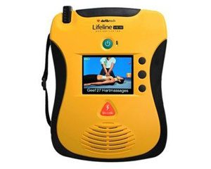 Defibtech Lifeline View AED Device