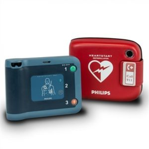 Philips HeartStart FRx AED w/ Free Case 861304