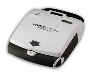 Physio Control LIFEPAK Express AED