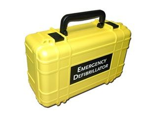 Defibtech Deluxe Hard Case