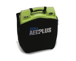 ZOLL AED Plus Soft Carry Case - POLICE