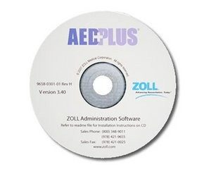 ZOLL AED Plus Administration Software