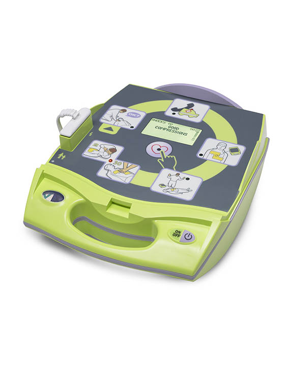 ZOLL AED Plus Display Panel