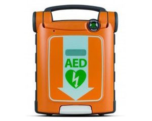 Cardiac Science G5 Powerheart AED Defibrillator