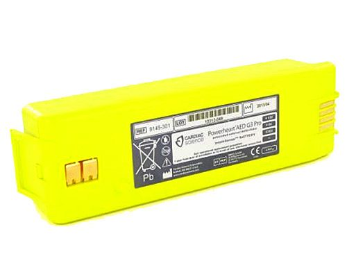 Cardiac Science Powerheart® AED G3 PRO RECHARGEABLE Battery