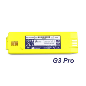 Cardiac Science Powerheart® AED G3 PRO NON-RECHARGEABLE Replacement Lithium Battery