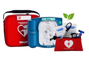 Philips Heartstart Onsite Recertified AED