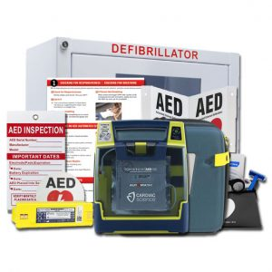 Powerheart AED G3 Plus Automatic Package