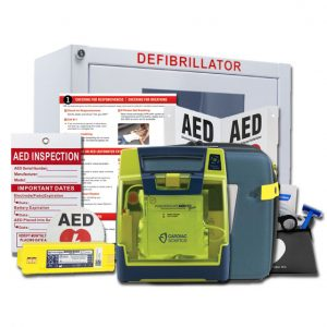 cardiac science g3 pro aed value package