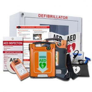 cardiac science powerheart g3 aed value package