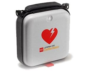 physio control lifepak cr2 case
