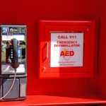AED Cabinet Dimensions