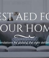 how to pick the best AED for home banner