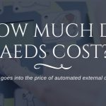 how much does an aed cost