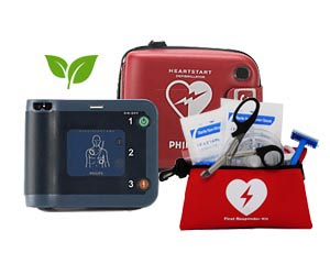 Philips Heartstart FRx Recertified AED