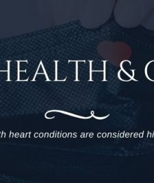 people with heart conditions are high-risk for covid-19