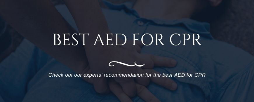 Best AED for CPR