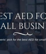 Best AED for Small Business