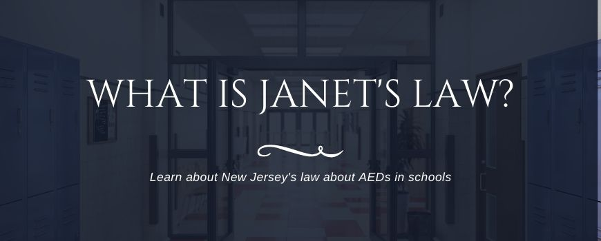 What is Janet's Law