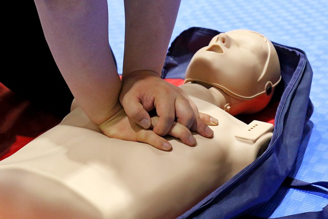 cpr on dummy
