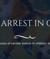 causes of cardiac arrest in children
